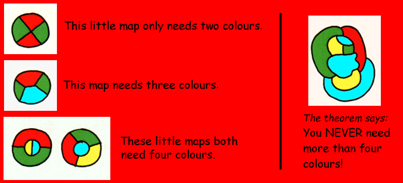 Murderous maths of everything the four colour map theorem could you be the first person in the world to design a map that needs five or more colours gumiabroncs Images