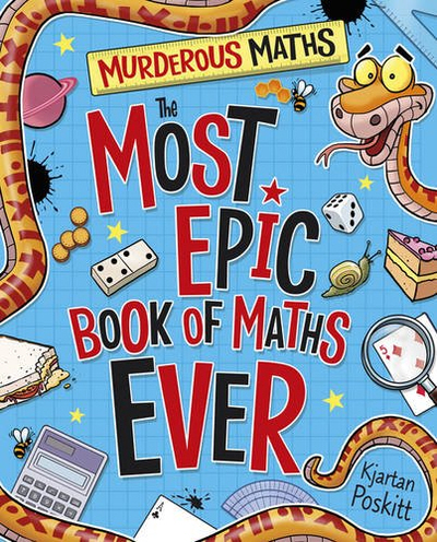 The MURDEROUS MATHS Books